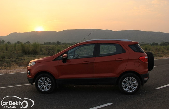 ecosport production to increase for festive season ford india to start third shift. Black Bedroom Furniture Sets. Home Design Ideas