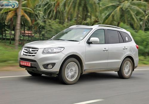 Hyundai Motor India Ltd Voluntary Recalls Santa Fe To