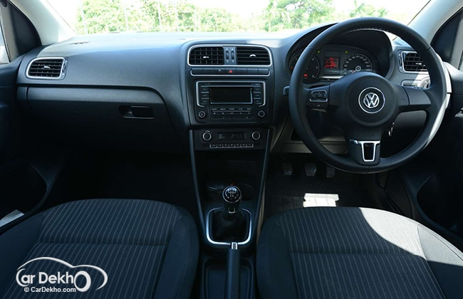 Volkswagen Crosspolo - Interior