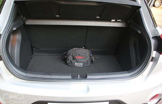 What Is The Boot Space Of Hyundai I20 Active Cardekho Com