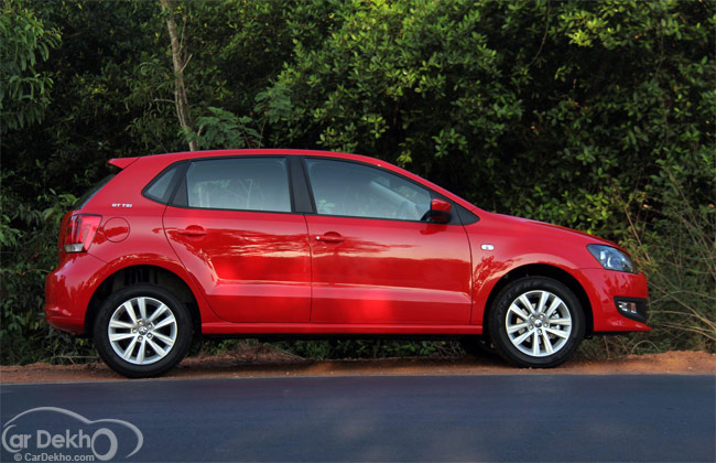 Volkswagen Polo Gt Tsi India S Most Powerful Hatch