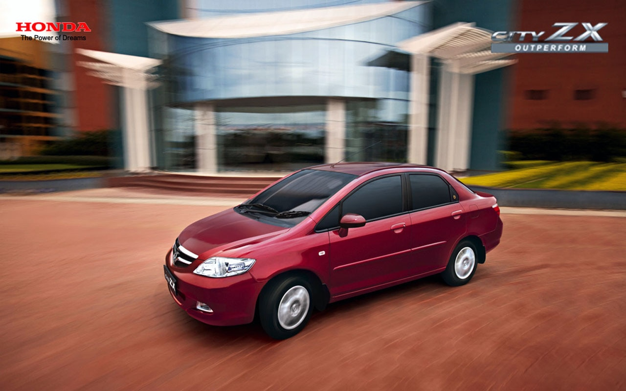 Honda City ZX Picture