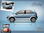 download Hyundai Getz Prime wallpapers