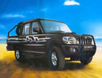 download Mahindra Scorpio wallpapers