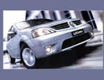 download Mahindra Renault Logan wallpapers