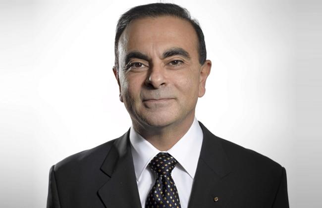 Mr. Carlos Ghosn