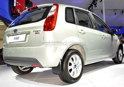 Ford Figo 1.2P Base MT Image