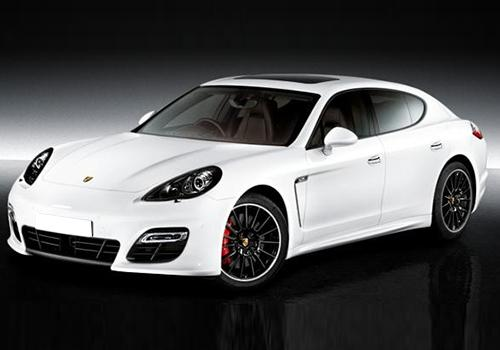 exteriors the newly launched porsche panamera - Porsche Panamera White Interior