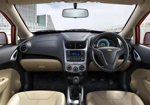 Chevrolet Sail Hatchback 1.2 Image