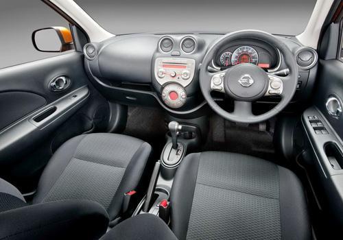 Nissan Micra XL CVT Image