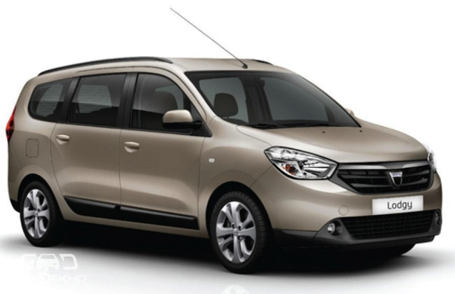 Renault Lodgy Preview