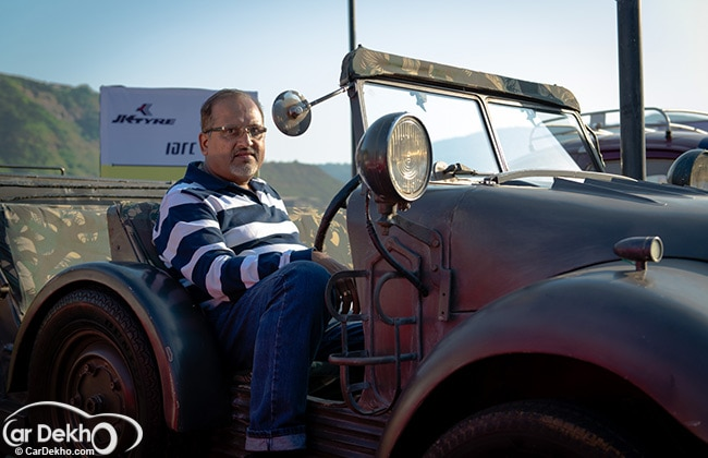 Lavasa conducts its first Vintage car Rally