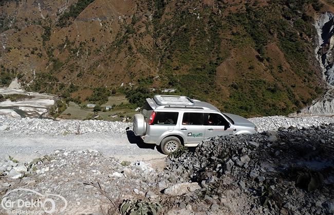 Himalayan Endeavour - Driving to Kumaon