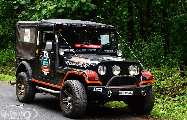 Mahindra Monsoon Challenge