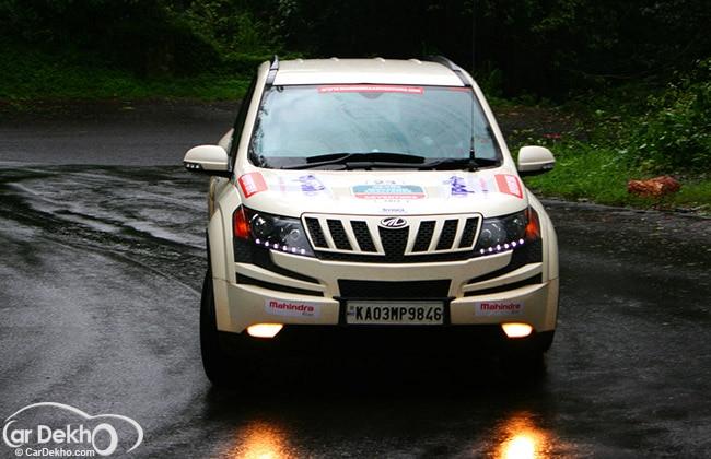Mahindra Monsoon Challenge