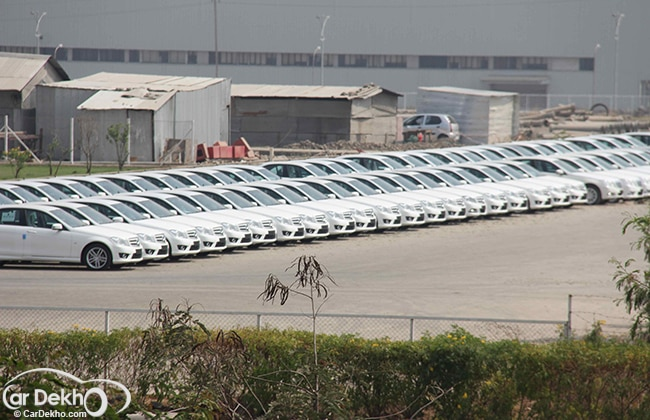 Mercedes Factory Delivery