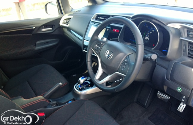 Honda Jazz initial impressions