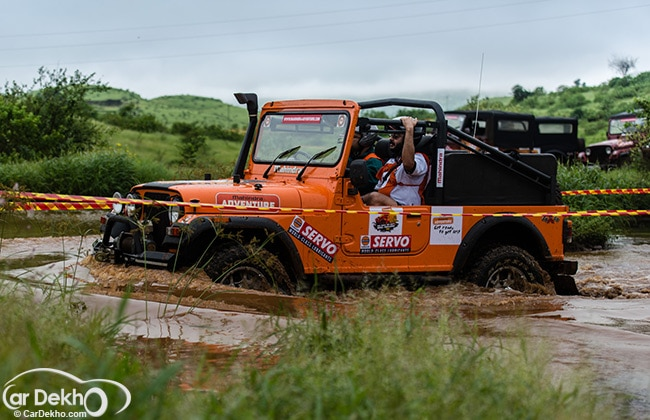 Gettin Down & Dirty Mahindras Off Road Media Challenge
