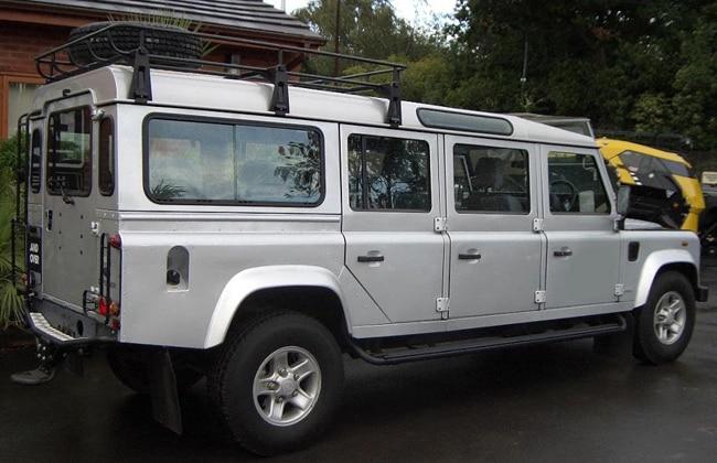 Land Rover Experience at Solihull