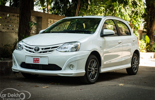 Toyota Etios Liva Trd Sportivo Expert Review Cardekho Com