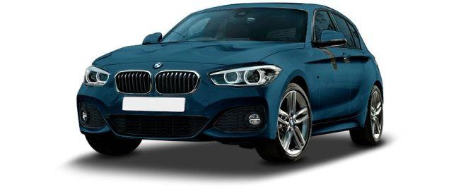 Midnight Blue   BMW बीएमड्ब्ल्यू 1-सीरीज