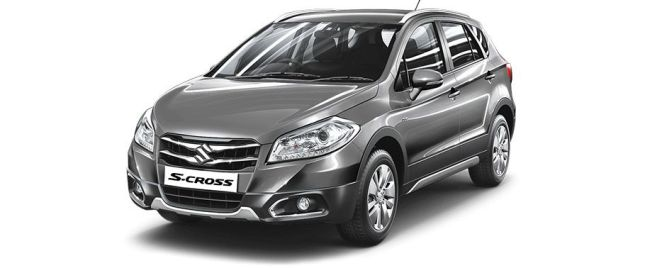 Granite Grey మారుతి SX4 S Cross