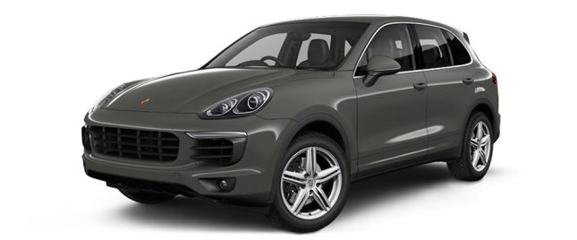 Meteor Grey Metallic போர்ஸ் Cayenne