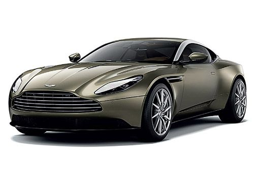 Aston Martin DB11Arden Green Color