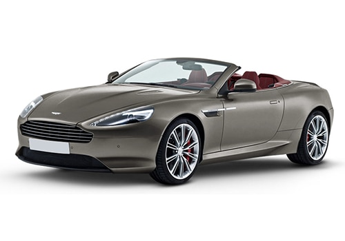 Aston Martin DB9 Arizona Bronze Color