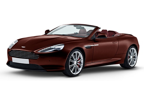 Aston Martin DB9 Bridgewater Bronze Color
