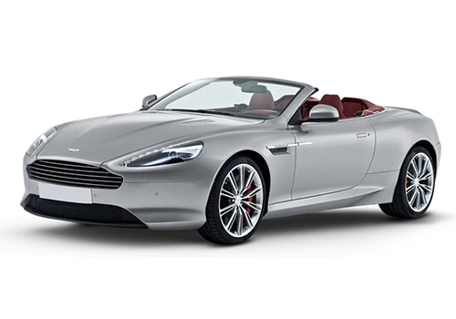 Aston Martin DB9 Lightning Silver Color