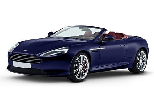 Aston Martin DB9 Mariana Blue Color