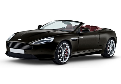 Aston Martin DB9 Marron Black Color