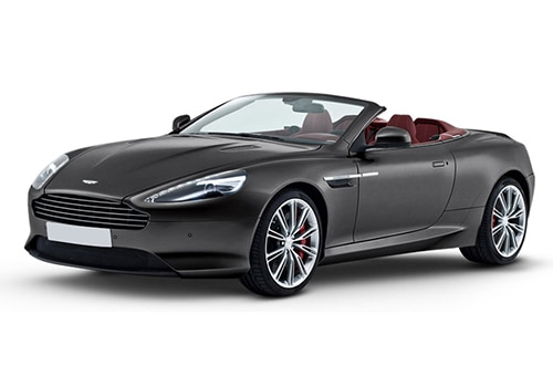 Aston Martin DB9 Meteorite Silver Color