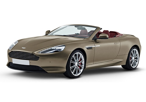 Aston Martin DB9 Selene Bronze Color