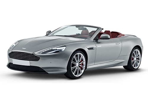 Aston Martin DB9 Skyfall Silver Color