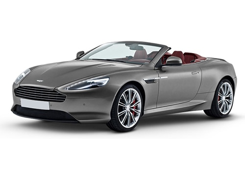 Aston Martin DB9 Tungsten Silver Color