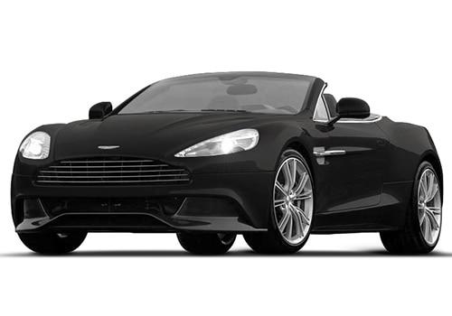 Aston Martin Vanquish Meteorite Silver Color