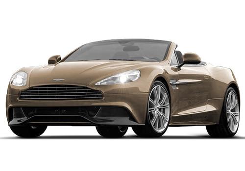 Aston Martin Vanquish Selene Bronze Color