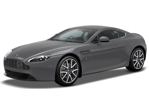 Aston Martin Vantage China Grey Color