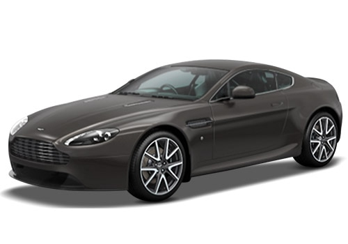 Aston Martin Vantage Grey Bull Color