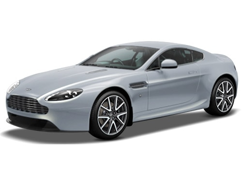 Aston Martin Vantage Mako Blue Color