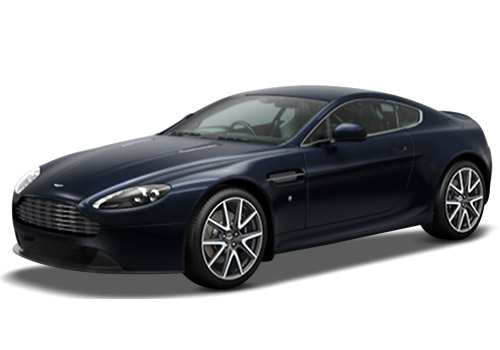 Aston Martin Vantage Midnight Blue Color