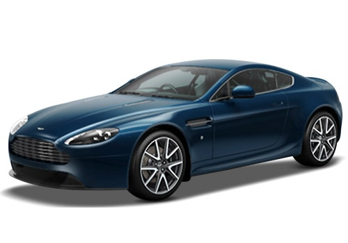 Aston Martin Vantage Ocellus Teal Color