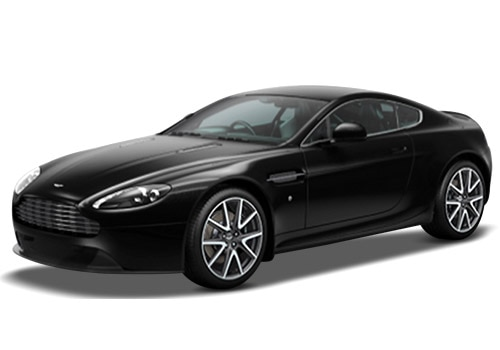 Aston Martin Vantage Onyx Black Color