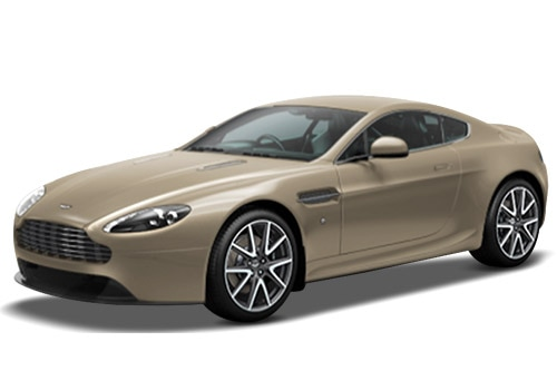 Aston Martin Vantage Selene Bronze Color