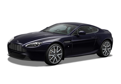 Aston Martin Vantage Mariana Blue Color