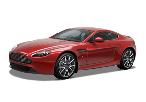Aston Martin Vantage Red Lion Color