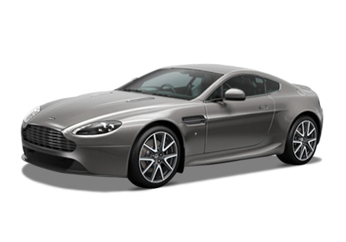 Aston Martin Vantage Tungsten Silver Color