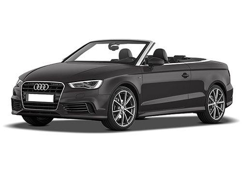 Audi A3 cabriolet Brilliant Black Color